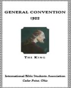 General Convention (1922)