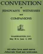 Convention of Jehovah's Witnesses and Companions (1935)