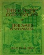 Theocratic Convention of Jehovah's Witnesses (1940)