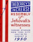 Theocracy's Increase Assembly of Jehovah's Witnesses (1950)