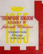 Triumphant Kingdom Assembly of Jehovah's Witnesses (1955)