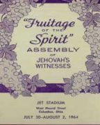 Fruitage of the Spirit Assembly of Jehovah's Witnesses (1964)
