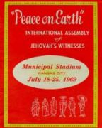 Peace on Earth International Assembly of Jehovah's Witnesses (1969)