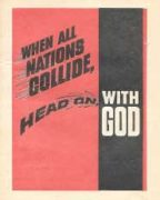 When All Nations Collide, Head On, With God (1971)