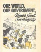 One World, One Government, Under God's Sovereignty (1975)