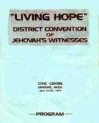 Living Hope District Assembly of Jehovah's Witnesses (1979)