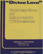 Divine Love Convention of Jehovah's Witnesses (1980)