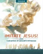 Imitate Jesus! Convention of Jehovah's Witnesses (2015)