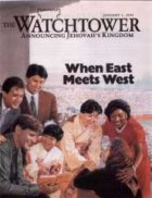 The Watchtower January 01 1994