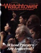 The Watchtower January 15 1990