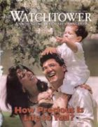 The Watchtower January 15 1995