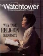 The Watchtower February 01 1991