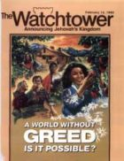 The Watchtower February 15 1990