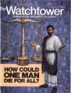The Watchtower February 15 1991