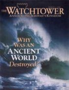 The Watchtower March 01 2002