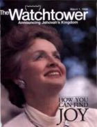 The Watchtower March 01 1990