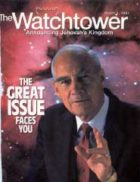 The Watchtower March 01 1991