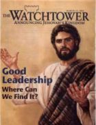 The Watchtower March 15 2002