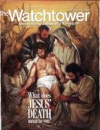 The Watchtower March 15 1990
