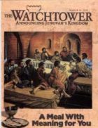 The Watchtower March 15 1993