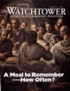 The Watchtower March 15 1994