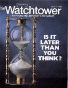 The Watchtower April 01 1991