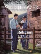 The Watchtower April 01 1995
