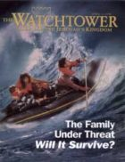 The Watchtower April 01 1998