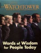 The Watchtower April 01 1999