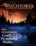 The Watchtower April 15 2001