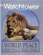 The Watchtower April 15 1990