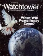 The Watchtower April 15 1991