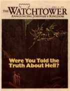 The Watchtower April 15 1993