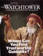 The Watchtower April 15 1994