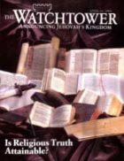 The Watchtower April 15 1995