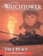 The Watchtower April 15 1997