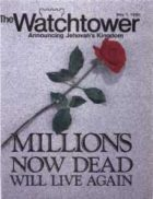 The Watchtower May 01 1990