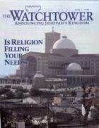 The Watchtower May 01 1994