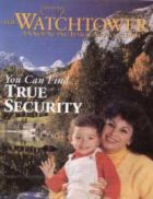 The Watchtower May 15 1996