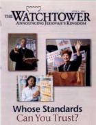 The Watchtower June 01 2001