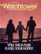 The Watchtower June 01 1990