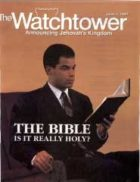 The Watchtower June 01 1991