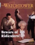 The Watchtower June 01 1998