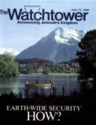 The Watchtower June 15 1990