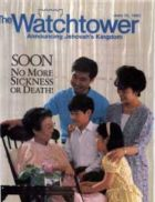 The Watchtower June 15 1991