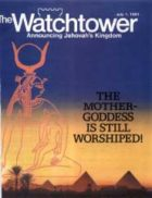 The Watchtower July 01 1991