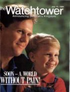 The Watchtower July 15 1990