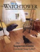 The Watchtower August 01 2002