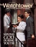 The Watchtower August 01 1990