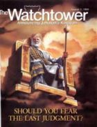The Watchtower August 01 1991